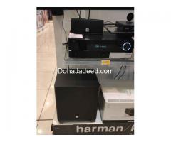 For sale Harman kardon Amplifier and JBL speaker, JBL woofer