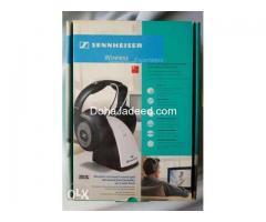 Sennheiser On-Ear Wireless RF Headphones with Charging Cradle