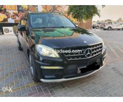 Mercedes ML63 2015