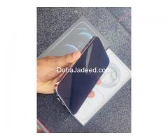 I phone 12 pro max 256 Gb Color - Silver