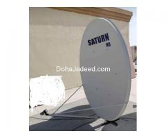 TV/ Satellite Dish with LNB
