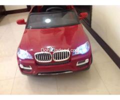 BMW X6.fully electric