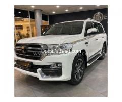 2020 Toyota Land Cruiser VXR Grand Touring S