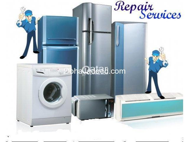 FRIDGE REPAIR AC HOME SERVICE