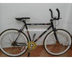Turbo bike.