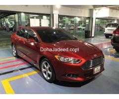 Ford Fusion 2014 Full Options (leaving Qatar)