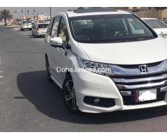 Honda Odyssey 2015 full options