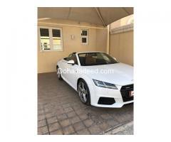 Audi TT 2016 Convertible