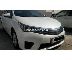 Toyota corolla 2014. -2.0 Ltr.