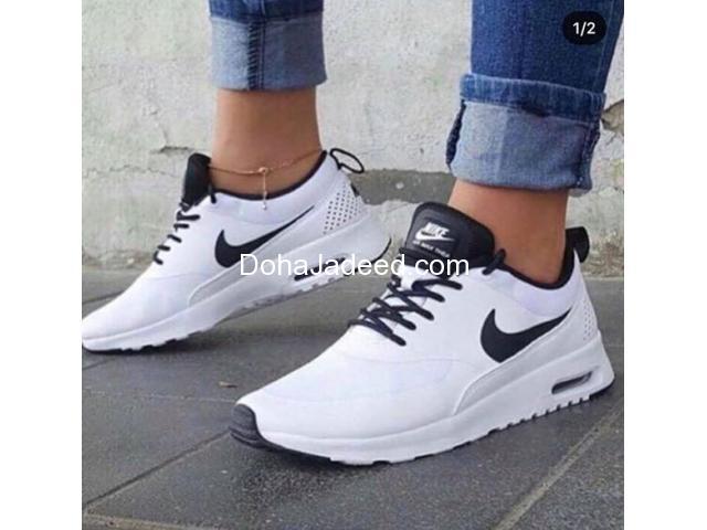 Nike Lunar Montreal On Feet  e29c47fe1