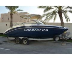 Jet Boat Yamaha 242 Limited S