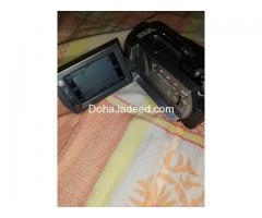 Sony hendycam camera