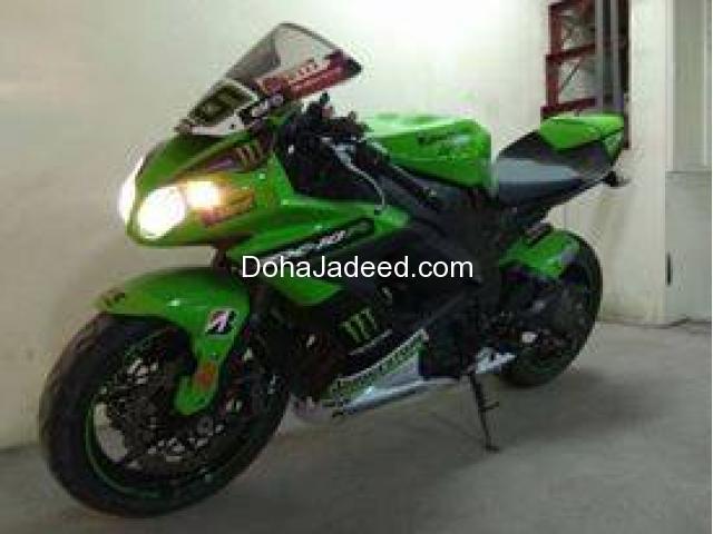 Special Edition Kawasaki Zx10r Doha Doha Jadeed