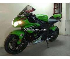 Special Edition Kawasaki ZX10R