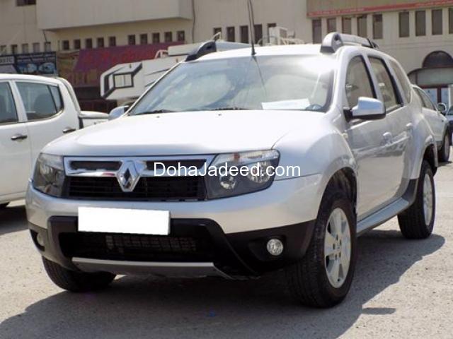 Renault Duster – Model: 2015