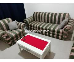 Sofa set 3-2-1.