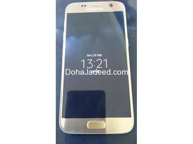 Samsung Galaxy S7 duos (Like New)