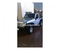 jeep wrangler model 2007