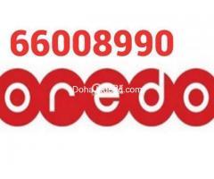Oreedoo fancy number sale