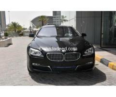 2015 Brand New BMW 650i