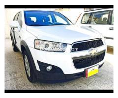 Chevrolet captiva LT 2011