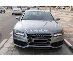 Audi A7 - S line 2013