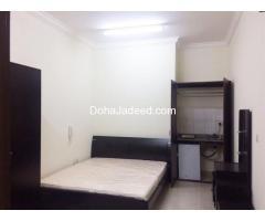 Fully-furnished Studio-type