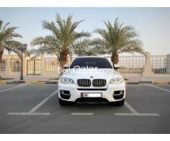 POWER FULL V8 BMW X6 MODL 2014 FULL OPTION