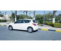 Nissan Tiida Hatchback 2014