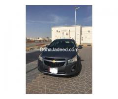 Chevrolet Cruze LT (mid option) 2014