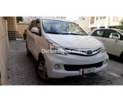 Toyota avanza 2015 full option