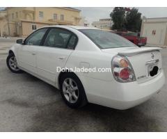 Nissan altima 2.5 S 2005