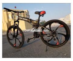 """Folding bike for sale 26"""" (24 Speed Alloy)"""