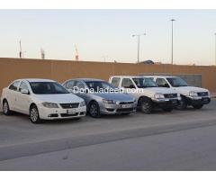 Company's vehicles