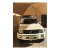 Nissan Patrol 2004 / 4 Sale