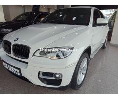 2013 BMW X6 3.0