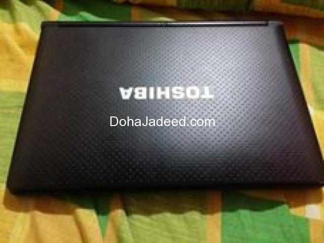 Toshiba mini laptop complete application and lifetime anti virus same new