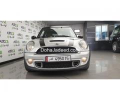 Mini Cooper S Doha Jadeed