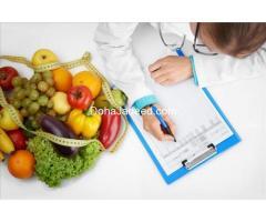 Nutritionist / Dietitian