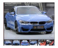 BMW  M-Series  4 2015
