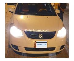 Suzuki SX4 2012 for Urgent Sale.