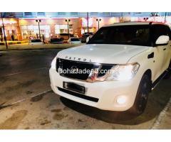 Nissan Patrol 2012 LE