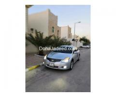 Nissan Altima 2012 urgent sale