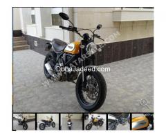 For Sale  Ducati  Scrambler
