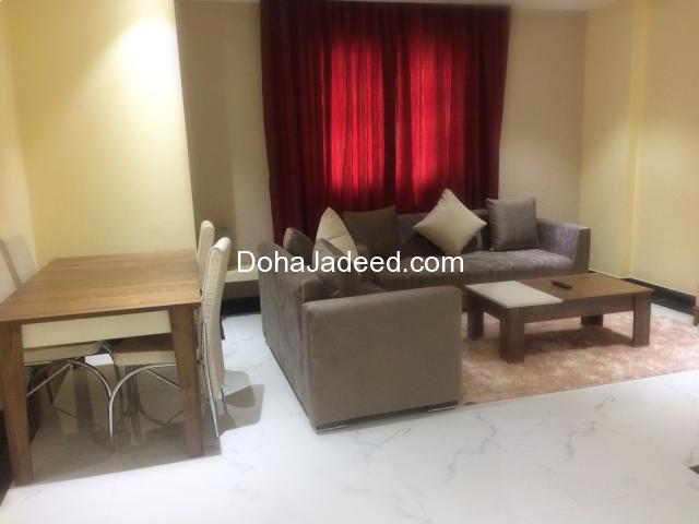 Fully Furnished 1 Bedroom Flat in Doha Jadeed