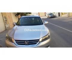 Honda Accord 2014, Full Option,