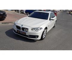 BMW 535i 2014