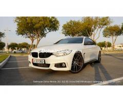 2015 BMW 435i M-SPORT PACKAGE
