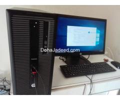 Hp i5 desktop good condition