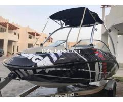 SeaDoo Jet Boat Challenger